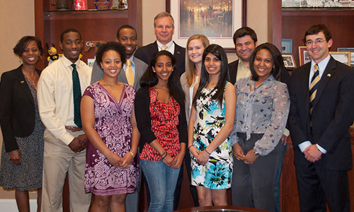D.C. Internship Program